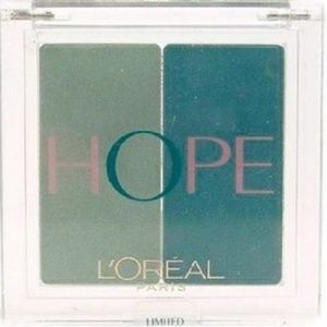 LOREAL HOPE EYESHADOW LIMITED EDITION TRANQUILITY